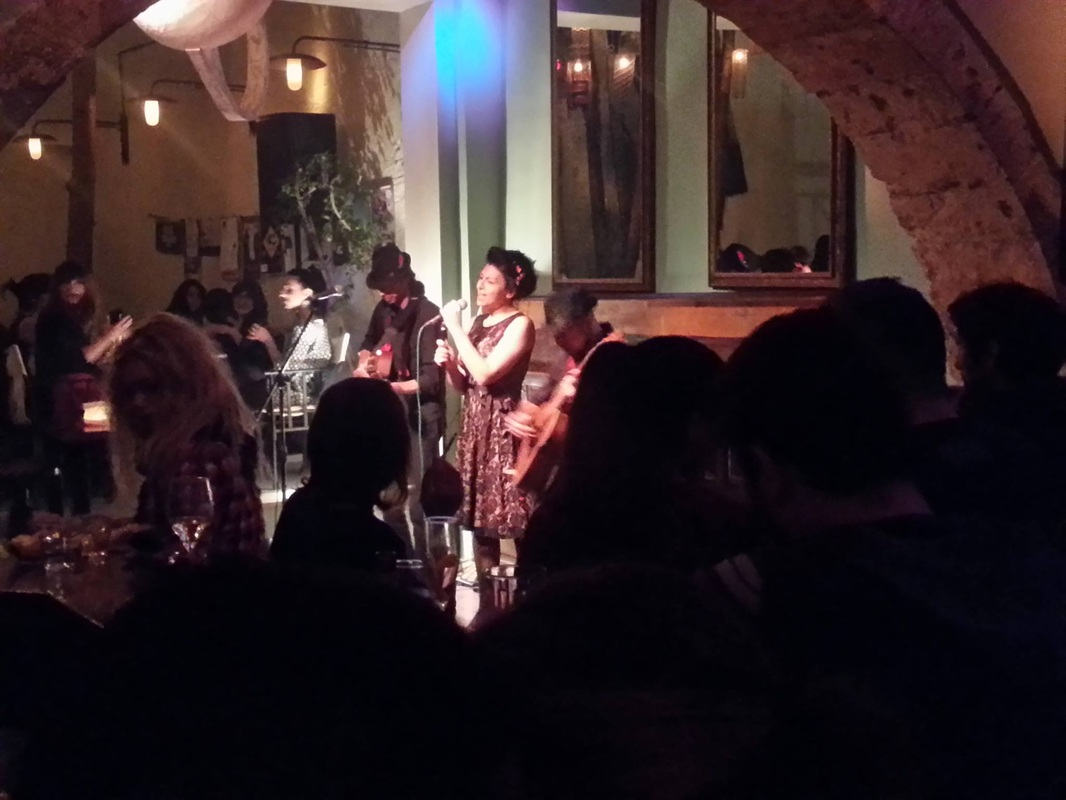Live music in Rethymno. Night out and places to go.